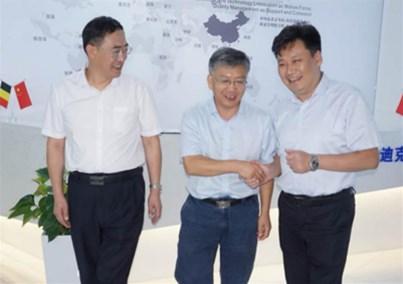 著名糖尿病足专家韩会民教授莅临亚博体育app下载安装苹果版医疗参观交流