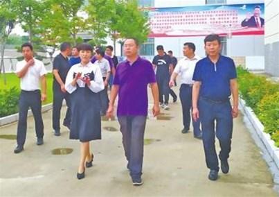 """河南:全域党建强引领""""两新""""组织勇担当"""