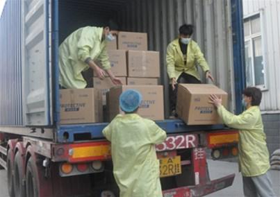 保外贸 促生产 稳就业 汇博医疗国际贸易谱华章
